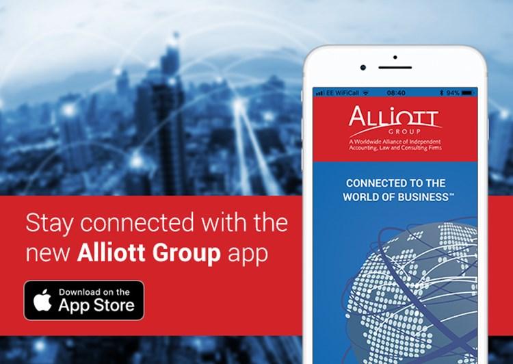 New app goes live for Alliott Group members